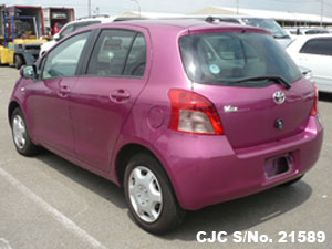 Used Toyota Vitz in Pakistan