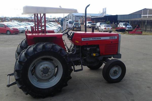 2000 Massey Ferguson / MF-385 Stock No. 56871
