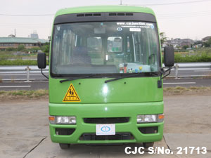 2002 Nissan / Civilian Stock No. 21713