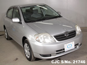 used 1999 Toyota Corolla Front View