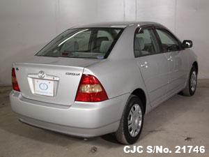 1999 Corolla Interior