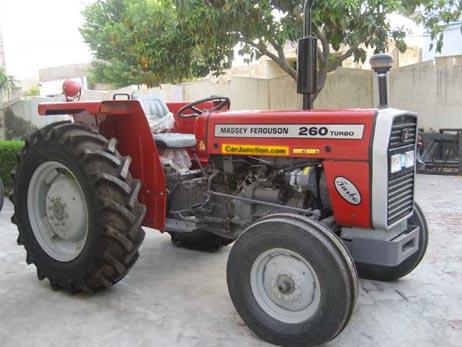 Massey Ferguson / MF-260 2004 2.5 Diesel
