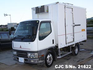 Low Price used Mitsubishi Canter