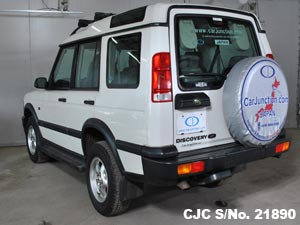 2000 Land Rover / Discovery Stock No. 21890