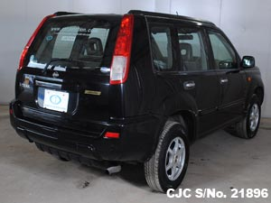 2001 Nissan / X Trail Stock No. 21896