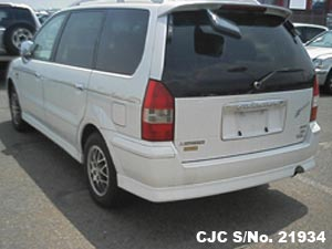 2000 Mitsubishi / Chariot Stock No. 21934