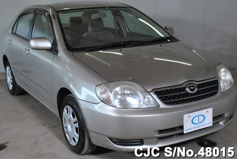 Toyota / Corolla 2002 1.5 Petrol