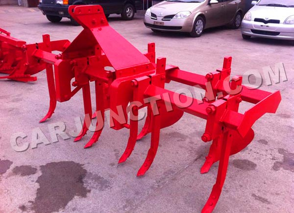 Tractor Implements for Africa
