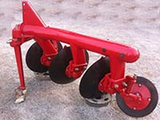 Tractor Implement for Africa