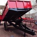 hydraulic trippin trailer