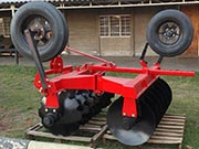 Offset Disc Harrow for Africa