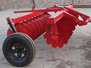 Offset Disc Harrow Supplier and Exporter
