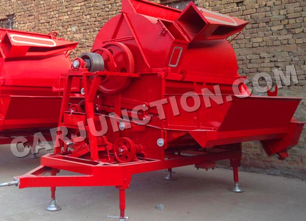 Rice Thresher for Tractor