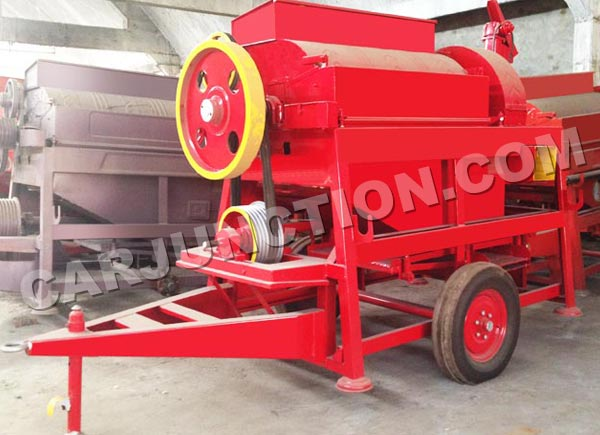 Wheat Thresher Exporter