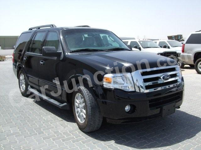 ARMORED SUVs / 4x4s