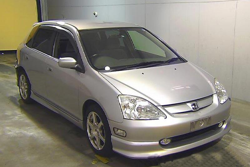 Honda Civic for Dismantling
