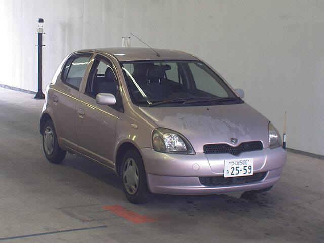 Toyota / Vitz for Dismantling