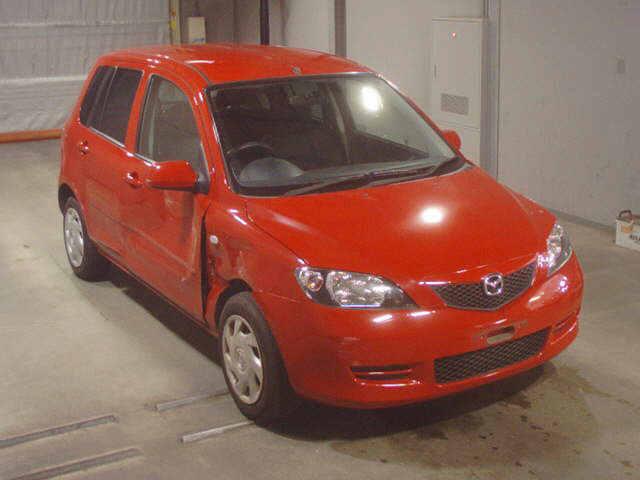 Mazda Demio for Dismantling