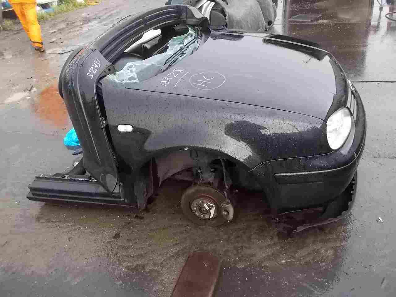 Volkswagen/Golf ready for parts
