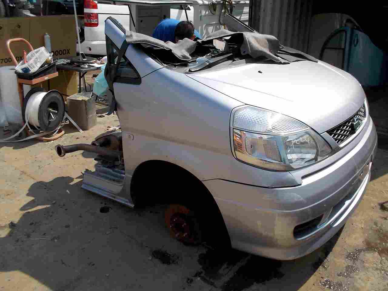 Nissan / Serena ready for parts