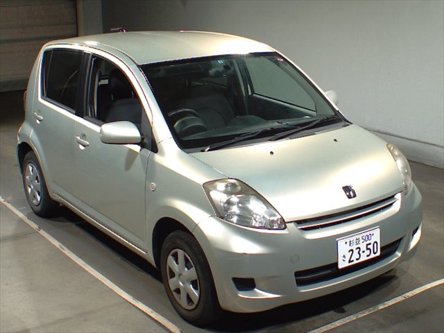 Toyota/Passo for Dismantling