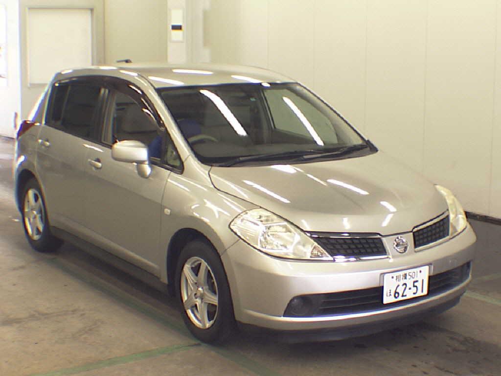 Nissan / Tiida for Dismantling