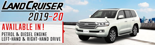 Toyota LandCruiser 2020