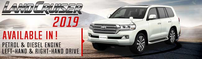 Toyota LandCruiser 2018