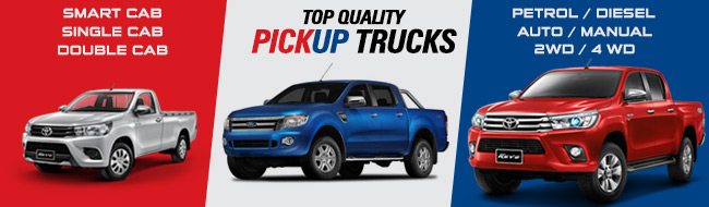 Used Pickup Trucks for sale, Toyota Hilux Revo, Vigo & Fortuner