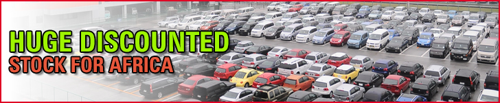Japanese Used Cars Discounted Stock
