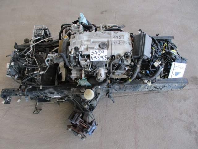 Used Mitsubishi  ENGINE Product ID 11471