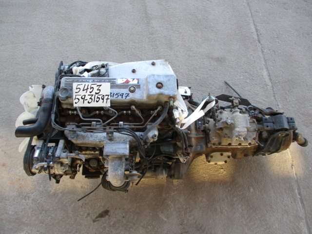 Used Nissan  INJECTOR PUMP Product ID 11648
