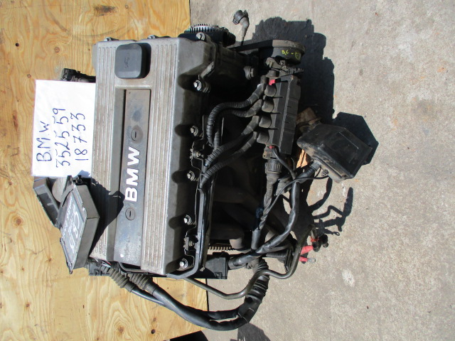 Used BMW  ENGINE Product ID 3825