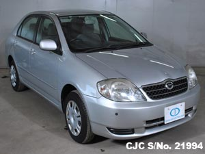 Used Toyota Corolla For Sale Japanese Used Cars Exporter